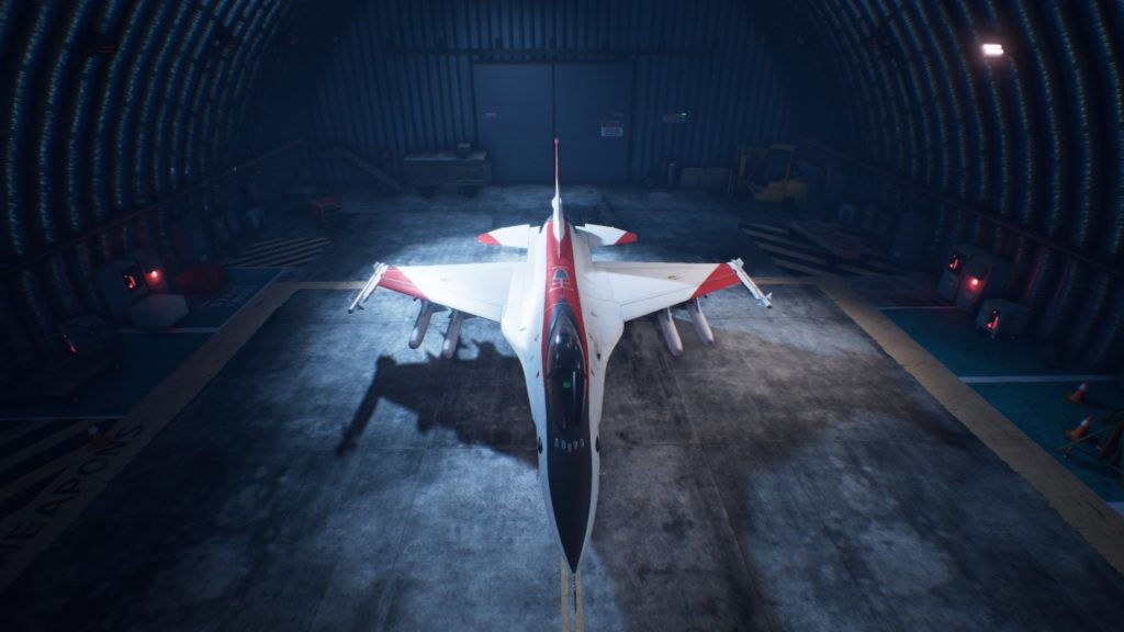 ACE COMBAT™ 7: SKIES UNKNOWN_F-2A03 Special Skin