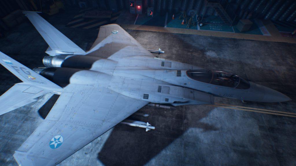 ACE COMBAT™ 7: SKIES UNKNOWN_F-15J04 Mage Skin