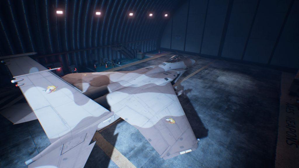 ACE COMBAT™ 7: SKIES UNKNOWN_F-15C Eagle02 Erusea Skin