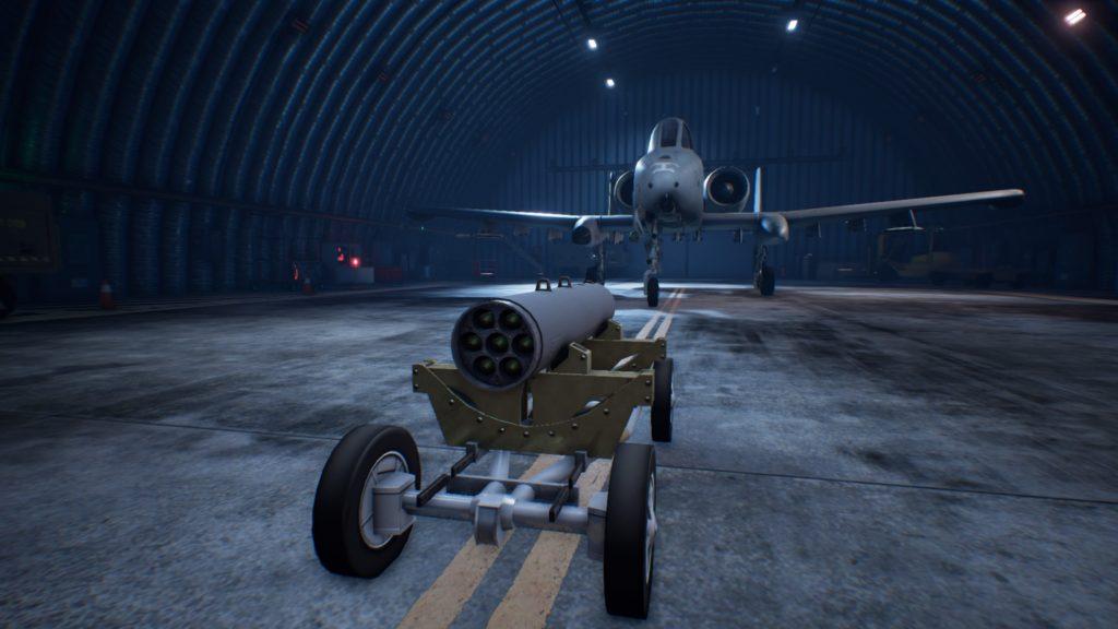 ACE COMBAT™ 7: SKIES UNKNOWN_A-10C Thunderbolt II RKT