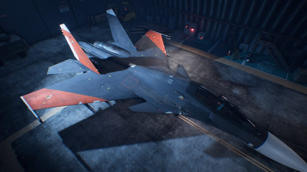 ACE COMBAT™ 7: SKIES UNKNOWN_Su-30SM 03 Special Skin