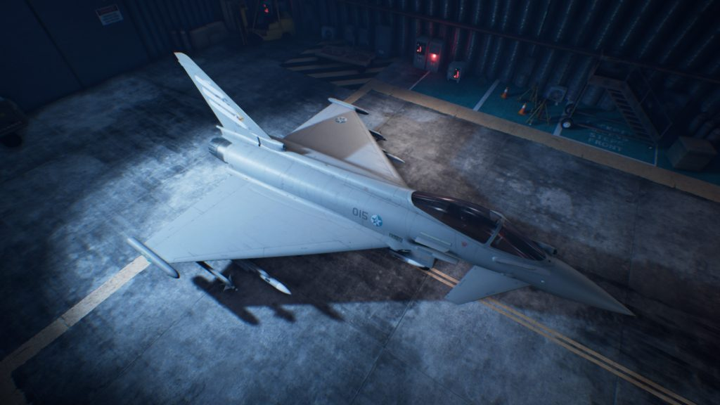 ACE COMBAT™ 7: SKIES UNKNOWN_Typhoon05 Spare Skin