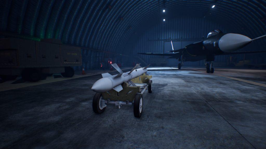 ACE COMBAT™ 7: SKIES UNKNOWN_Su-47 BerkutSAAM