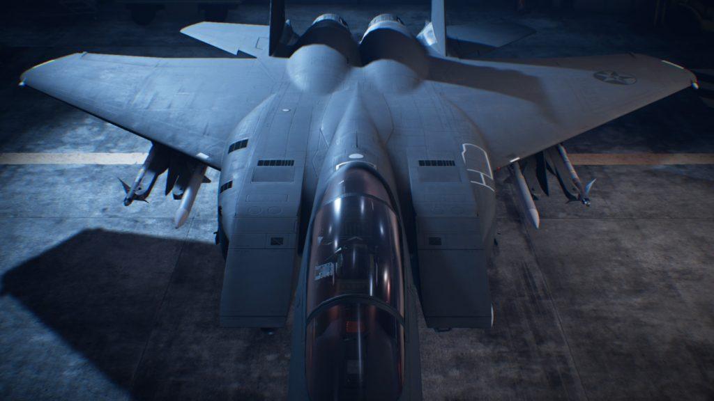ACE COMBAT™ 7: SKIES UNKNOWN_F-15E Strike Eagle06 Strider Skin