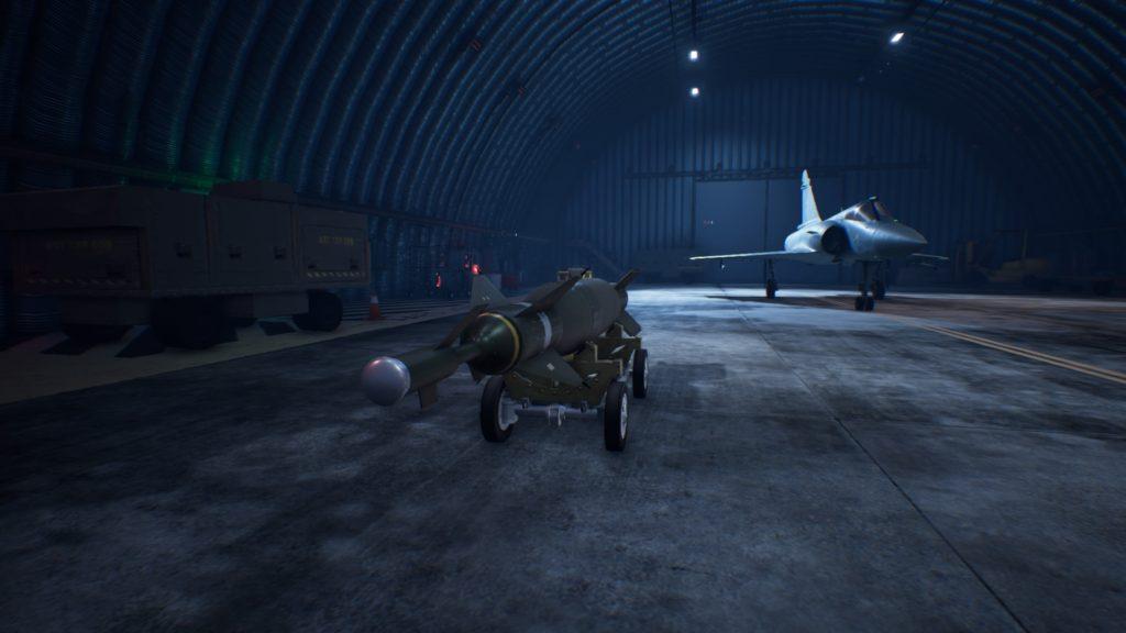 ACE COMBAT™ 7: SKIES UNKNOWN_Mirage 2000-5 GPB