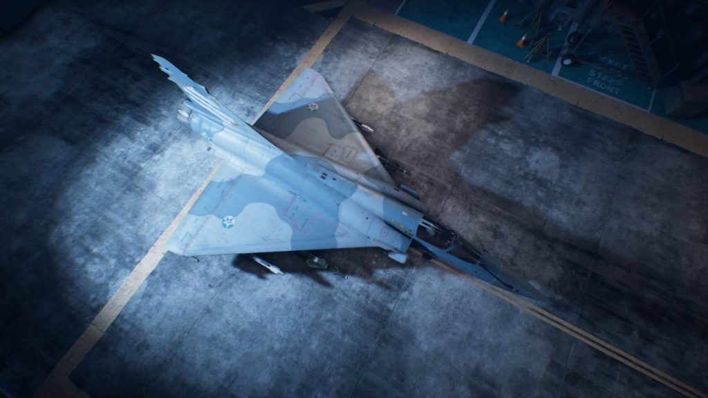 ACE COMBAT™ 7: SKIES UNKNOWN_Mirage 2000-5 05 Spare Skin