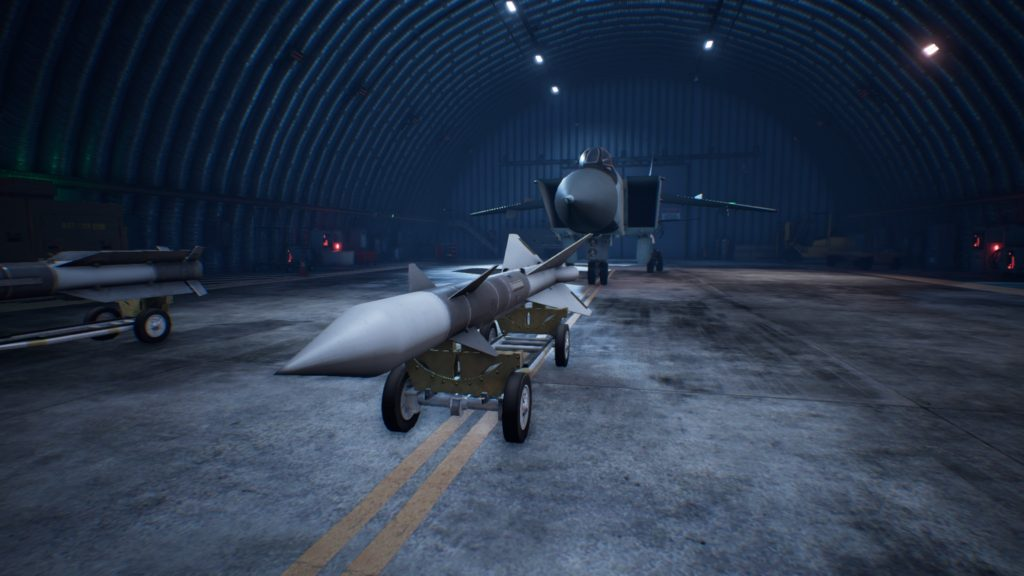 ACE COMBAT™ 7: SKIES UNKNOWN_MiG-31B FoxhoundSAAM