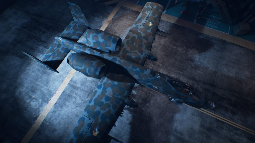 ACE COMBAT™ 7: SKIES UNKNOWN_A-10C Thunderbolt II03 Special Skin