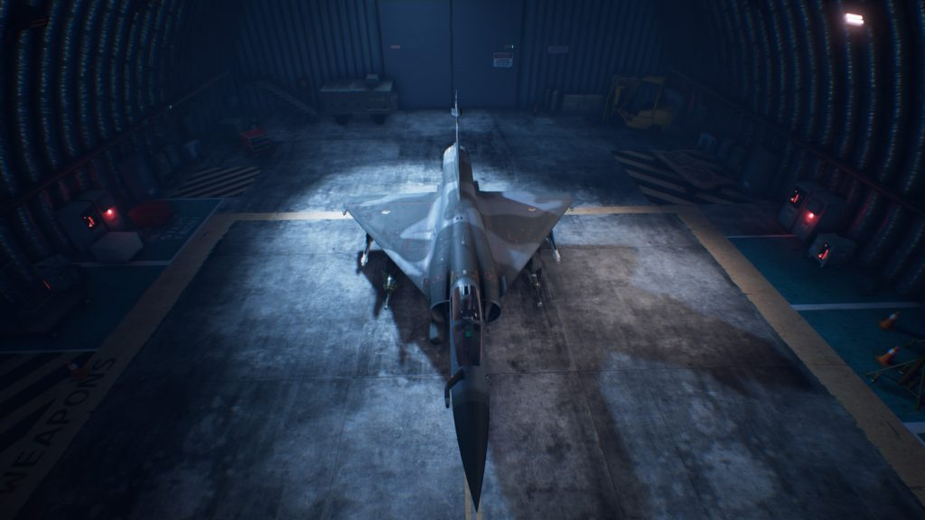 ACE COMBAT™ 7: SKIES UNKNOWN_Mirage 2000-502 Erusea Skin