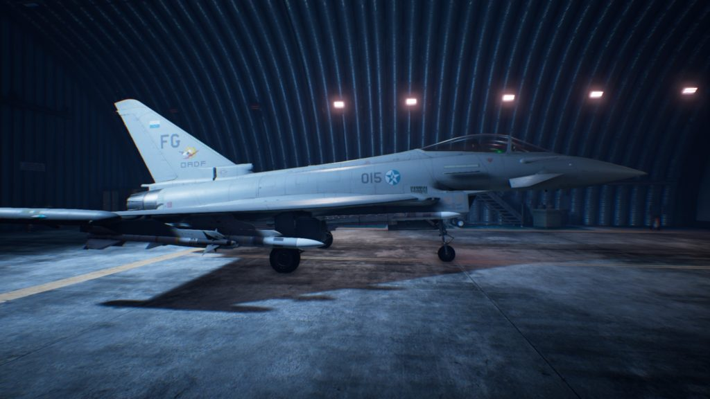 ACE COMBAT™ 7: SKIES UNKNOWN_Typhoon04 Mage Skin