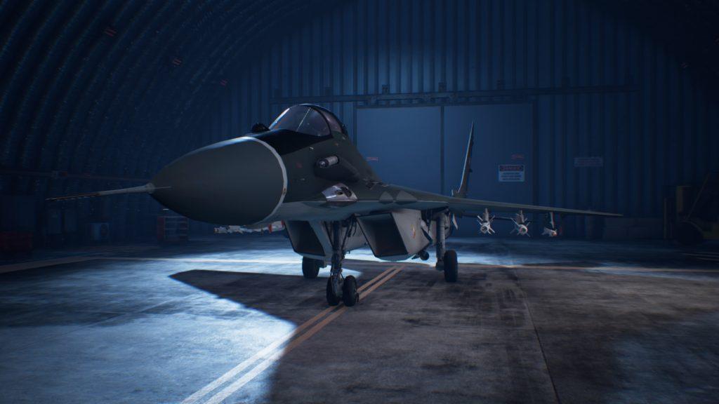 ACE COMBAT™ 7: SKIES UNKNOWN_MiG-29A Fulcrum02 Erusea Skin