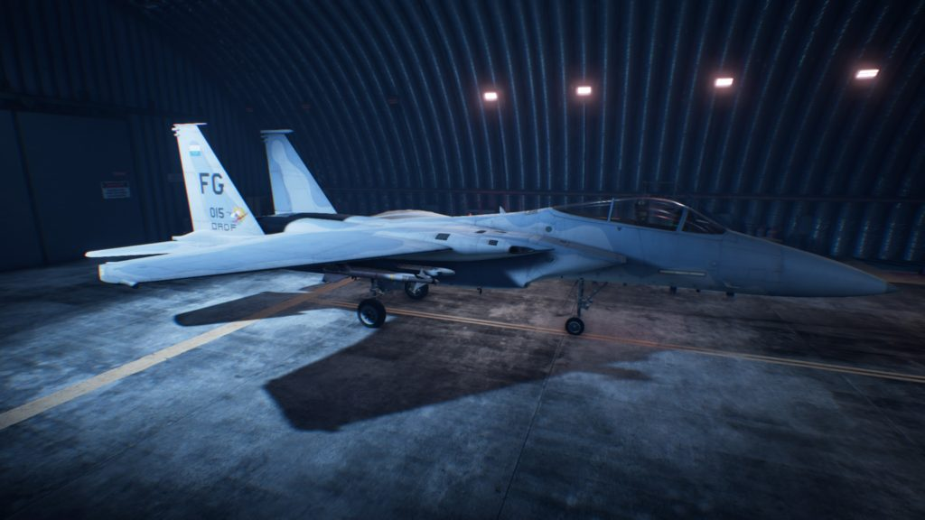 ACE COMBAT™ 7: SKIES UNKNOWN_F-15C Eagle04 Mage Skin