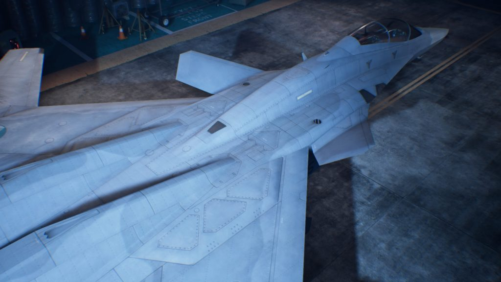 ACE COMBAT™ 7: SKIES UNKNOWN_X-02S Strike Wyvern 04 Mage Skin