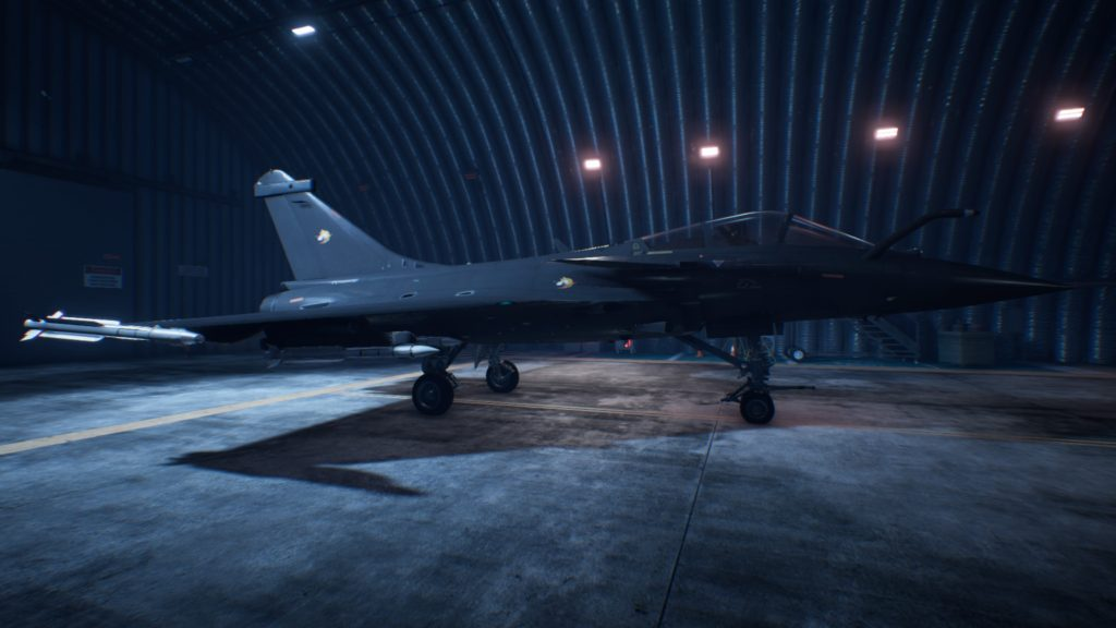 ACE COMBAT™ 7: SKIES UNKNOWN_Rafale M03 Special Skin