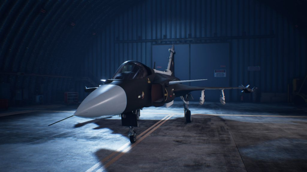 ACE COMBAT™ 7: SKIES UNKNOWN_Gripen E03 Special Skin