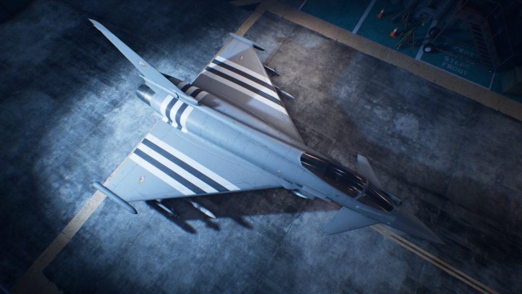 ACE COMBAT™ 7: SKIES UNKNOWN_Typhoon03 Special Skin