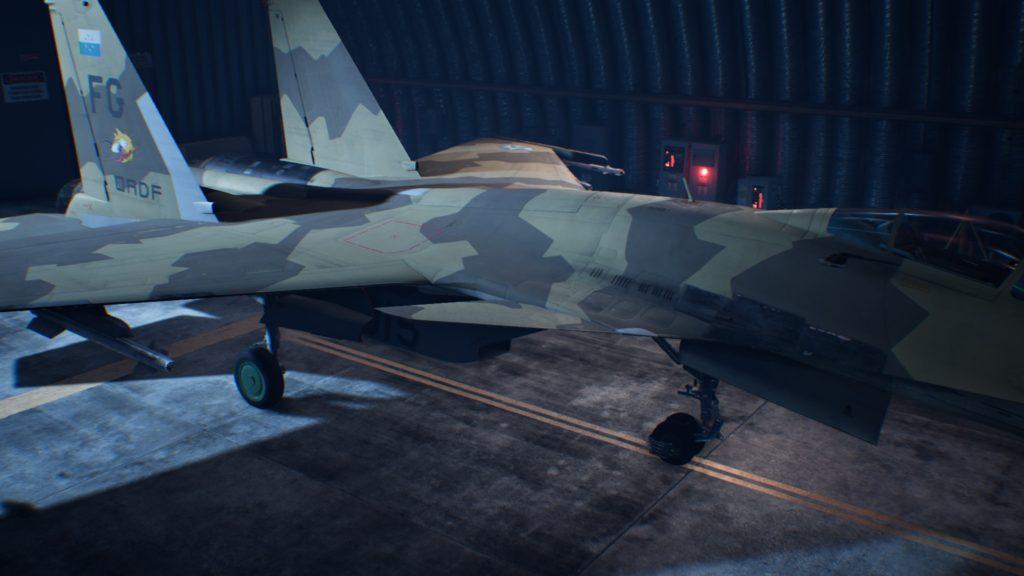ACE COMBAT™ 7: SKIES UNKNOWN_Su-37 Terminator04 Mage Skin